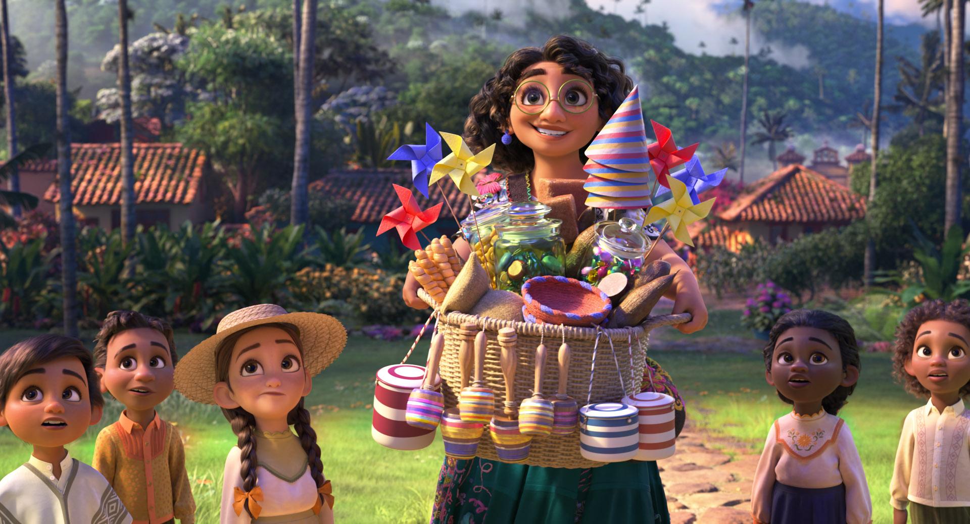 Encanto - La Fantastique Famille Madrigal [Walt Disney - 2021] - Page 3 E5w_fQ_XMAMietp?format=jpg&name=large