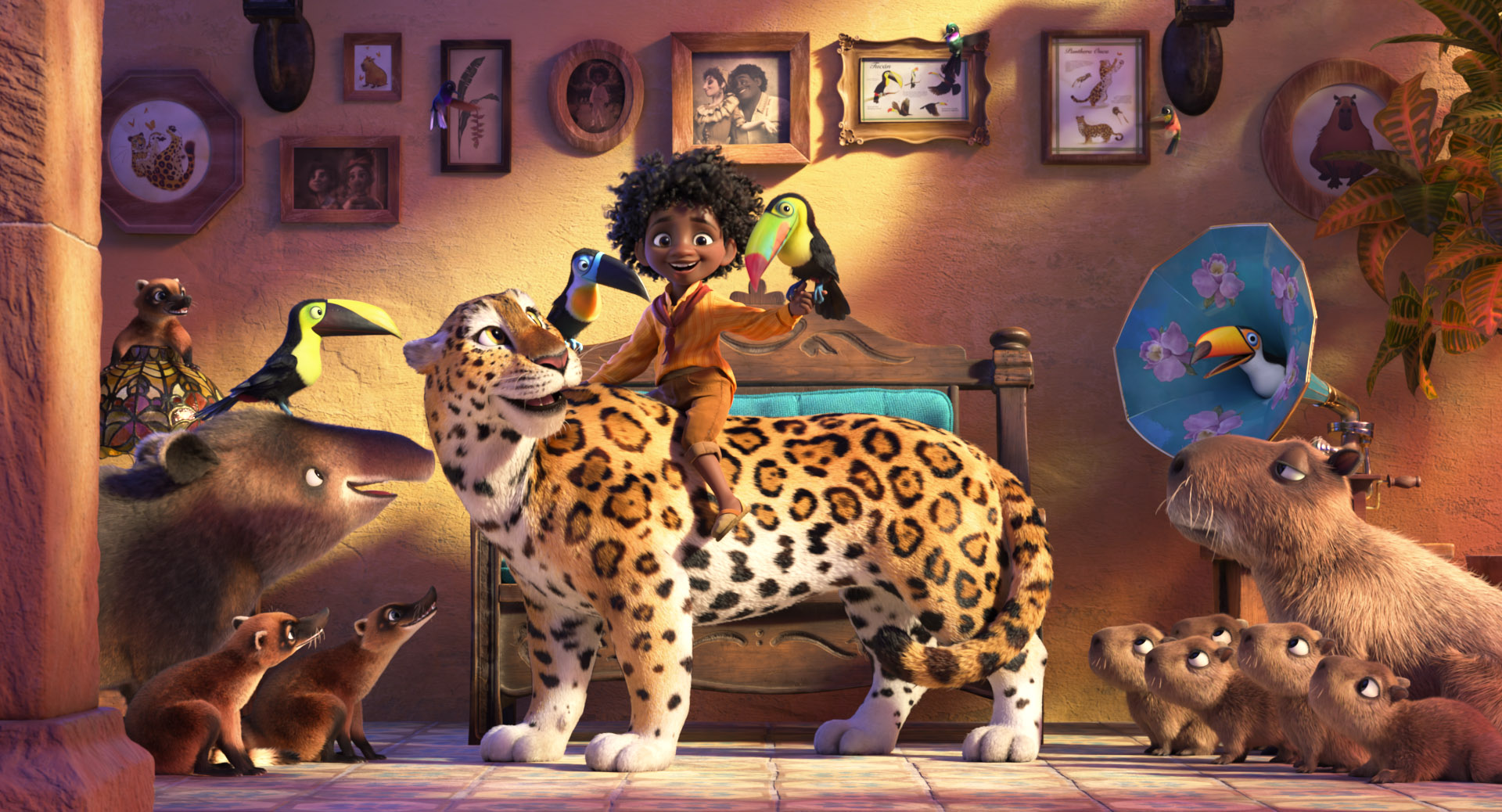 Encanto - La Fantastique Famille Madrigal [Walt Disney - 2021] - Page 3 E5w_fppWYAETpax?format=jpg&name=large