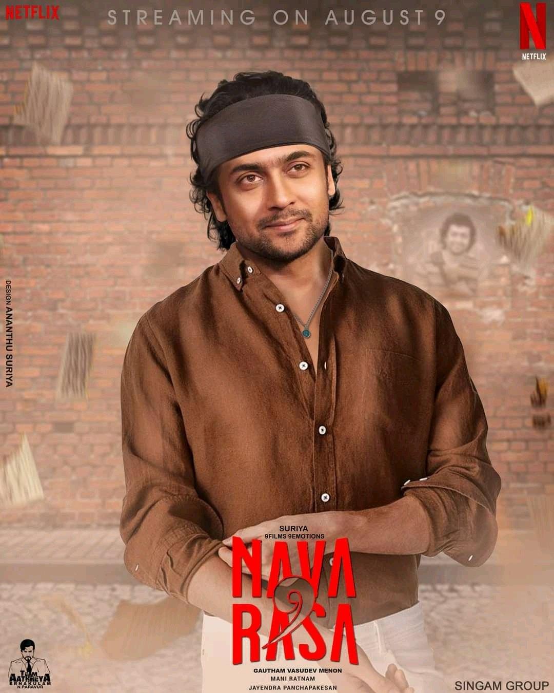 Navarasa (2021) Hindi S01 Complete Netflix Series 720p HDRip ESubs Download