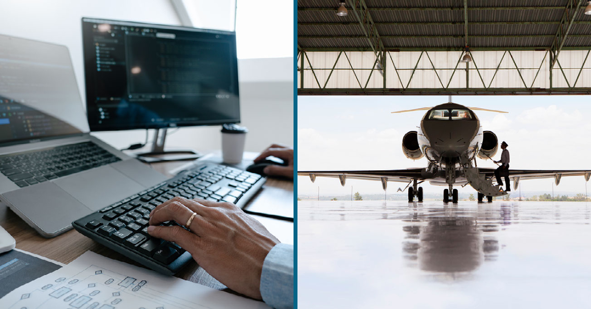 Determine the future of aviation software... We're looking for an experienced Senior .NET Developer to help drive the direction of our software and apps. Follow the link below to find out more and apply. https://t.co/cZF0sN4xEg #Recruiting #NowHiring #softwaredevelopment