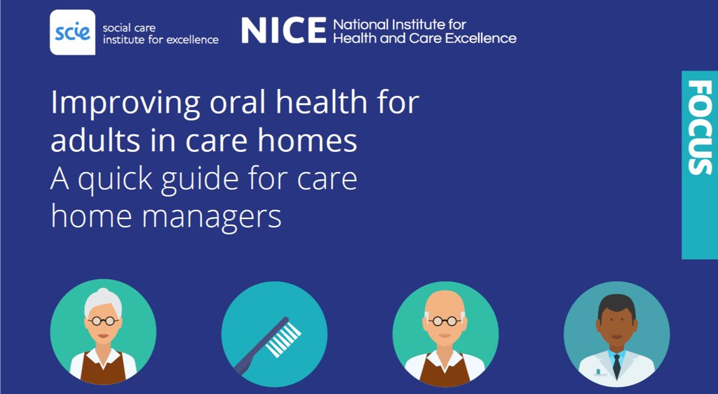 test Twitter Media - Annie Coppel @NICEComms is sharing their excellent quick guide for oral health. This and more available on their website here 👉 https://t.co/Lx5XY7UV51 https://t.co/0FkJJaQZo6
