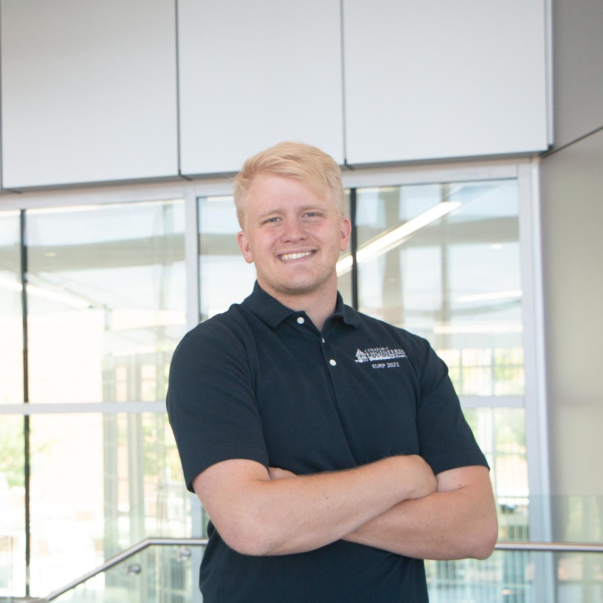 Meet Sam Christensen, an electrical engineering major from San Diego. Sam likes tinkering with circuits and doing drone research in the Autonomy Lab, and he plans to put his tech knowledge to use as a patent lawyer. https://t.co/hAnv36S3no https://t.co/92AYPfA6Ta