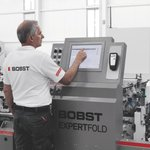 Image for the Tweet beginning: New BOBST EXPERTFOLD 110 A3