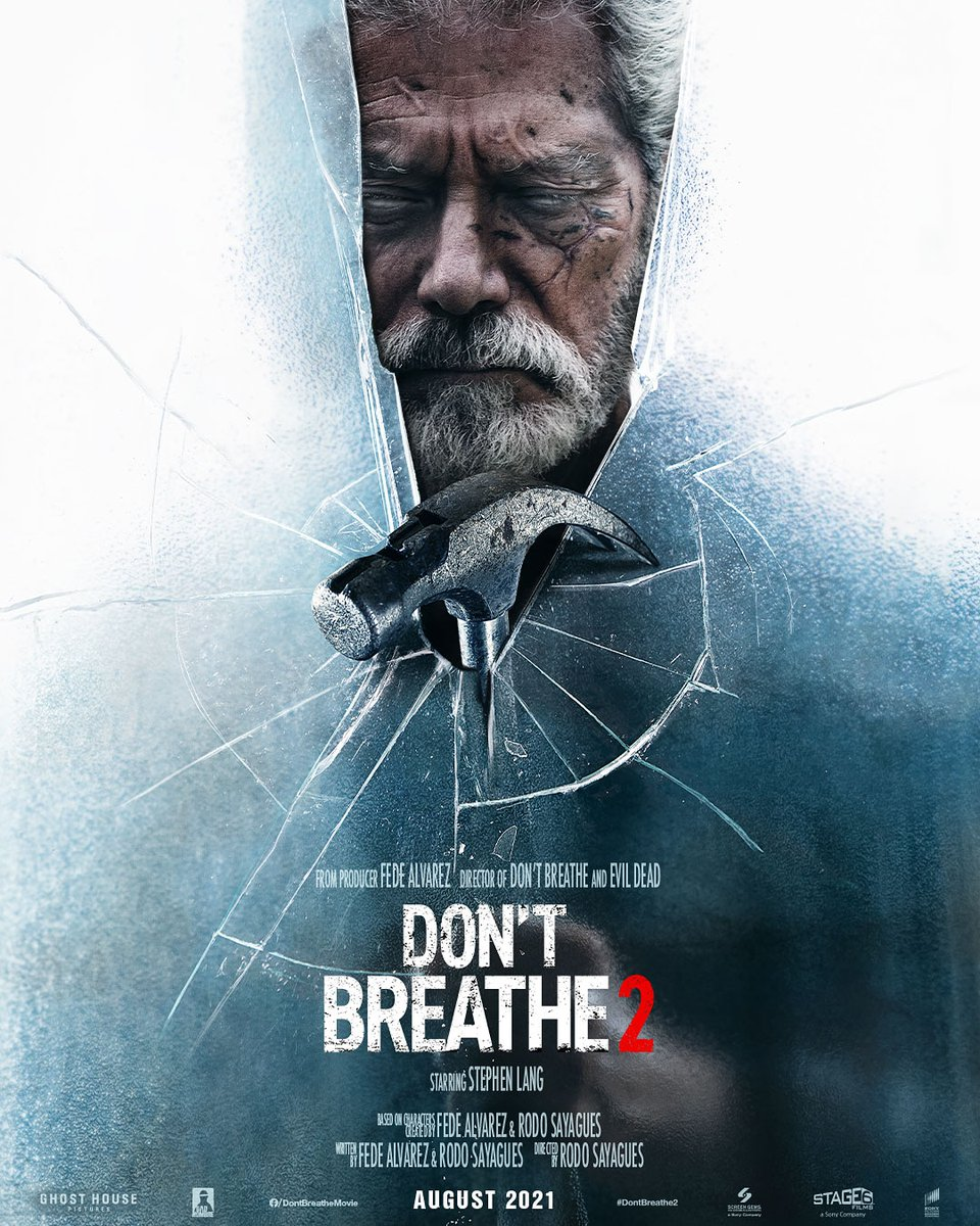 It's time to be afraid of the dark again. #DontBreathe2 is exclusively in cinemas, August 2021 https://t.co/2n3QyHbnRC