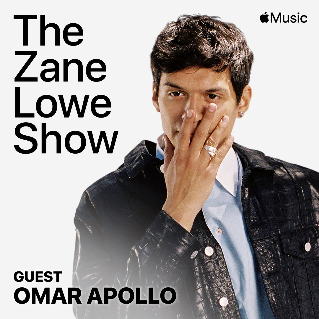 """we've got @omarapollo covering today's New Music Daily with """"Go Away"""". tap in @AppleMusic https://t.co/ZiVtmffej0"""