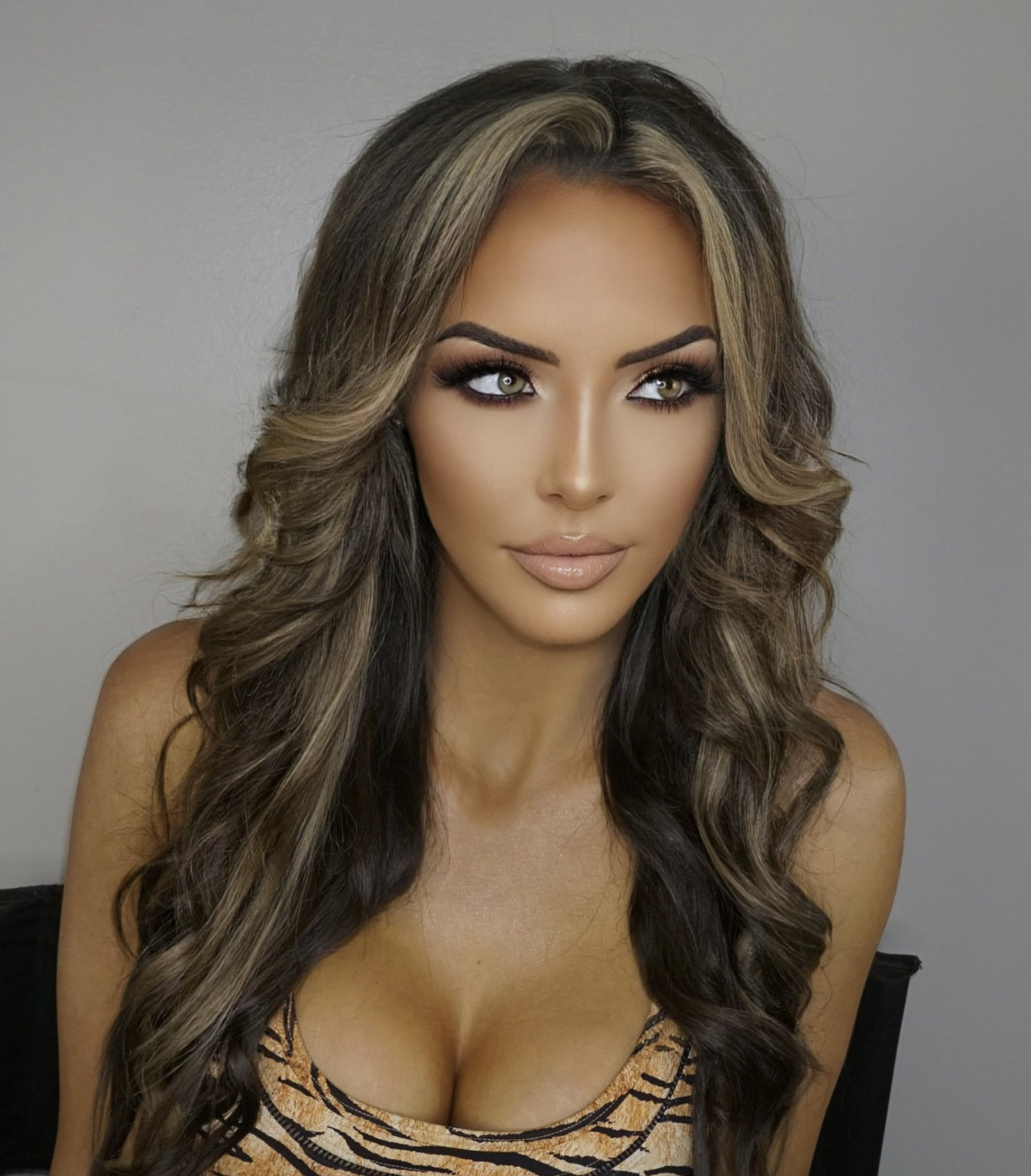 Peyton Royce Shows Off New Look Following WWE Departure 163