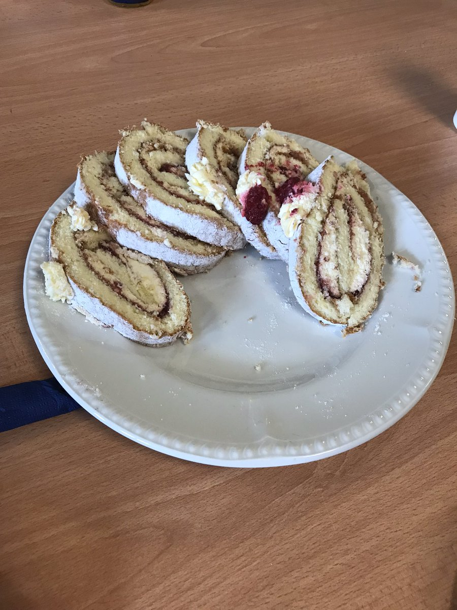 Lunch treat today from a parent looking after staff today ! https://t.co/t06nqd945y