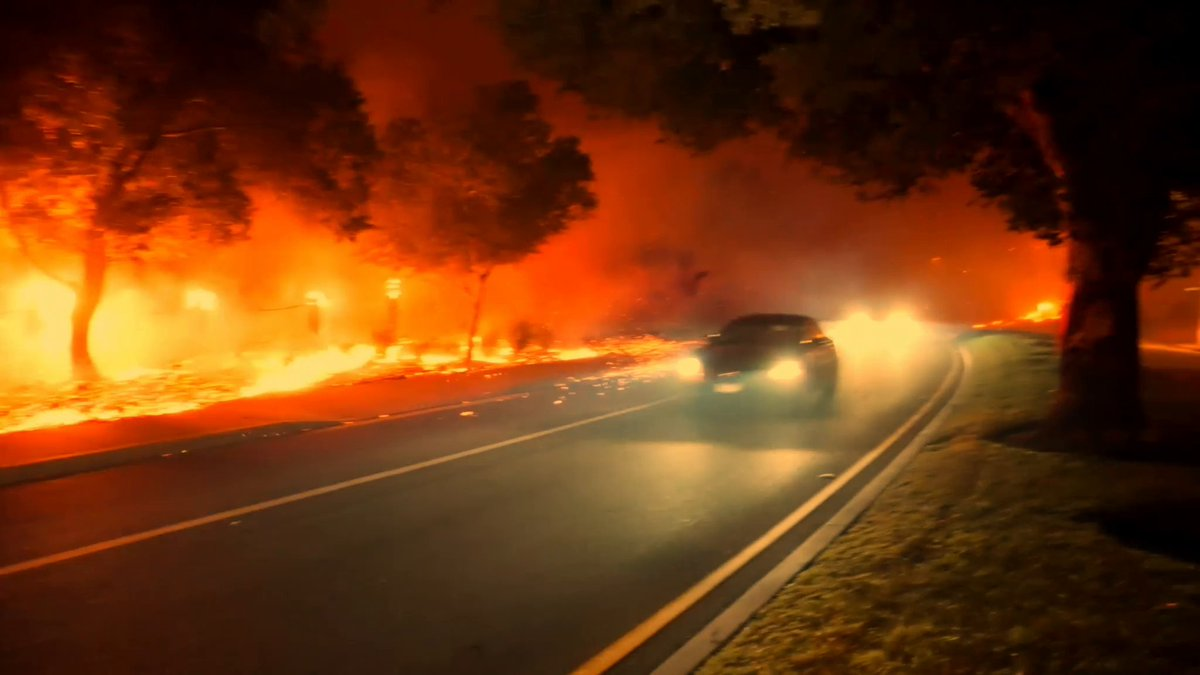 The incendiary truth behind the world's wildfire crisis hits theaters August 6 #BringYourOwnBrigade https://t.co/DDJIhywY64