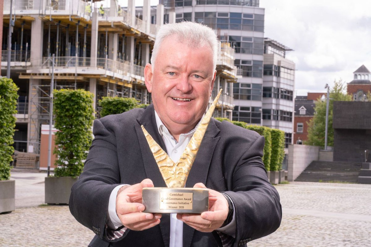To enter the Good Governance Awards, the non-profit organisation must be registered in Ireland and have a social purpose. There are 7 categories for the awards based on the annual turnover of the organisation: Read more here: #GGA21 https://t.co/10yxUMYp7m https://t.co/MkMvIfGLuI