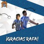Image for the Tweet beginning: Confirmación por parte del @aguilas_fc