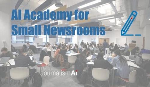 RT @fape_fape: Google News Initiative lanza la Academia de IA para Redacciones Pequeñas https://t.co/TMb2jvDQJN https://t.co/K20ketLI4z