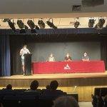 Image for the Tweet beginning: Pako Muñoz presenta en #Águilas
