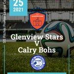Image for the Tweet beginning: We play away to @CalryBohs