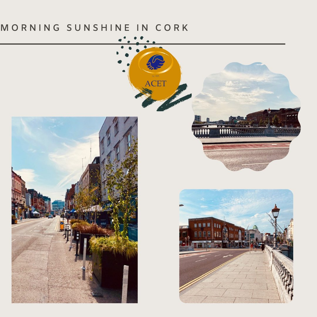 Morning Sunshine in Cork City #corkcity #cork #ireland #corkireland  #daily #corkcitycentre #corklife #thingstodoincork #ig #irish #purecork   #lovecork  #ccfc #kerry #wildatlanticway https://t.co/TaCdjofm0D