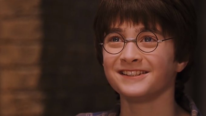 Happy Birthday Harry Potter!!!   . . . Thanks for making Harry Potter