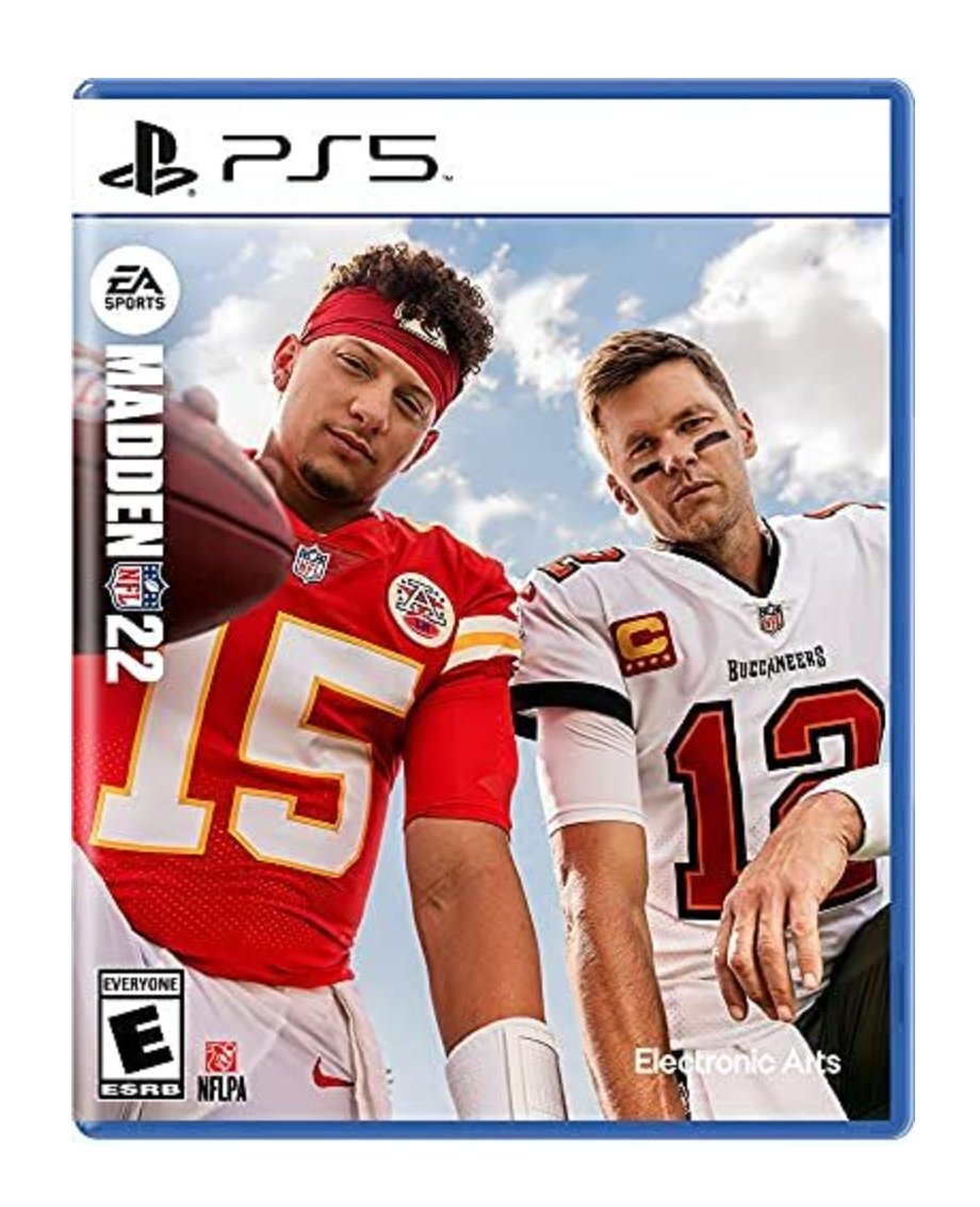 Madden NFL 22 PS5 $69.99 Amazon