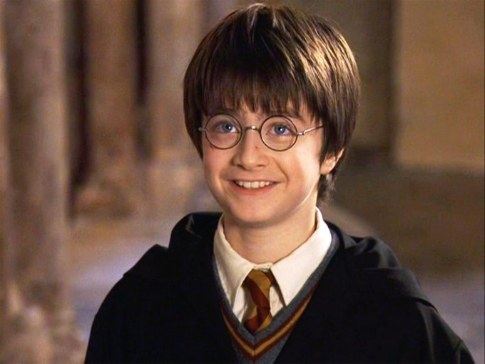 Happy Birthday Daniel Radcliffe! No one can replace you as Harry potter
