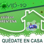 Image for the Tweet beginning: Por responsabilidad cívica, quienes estén