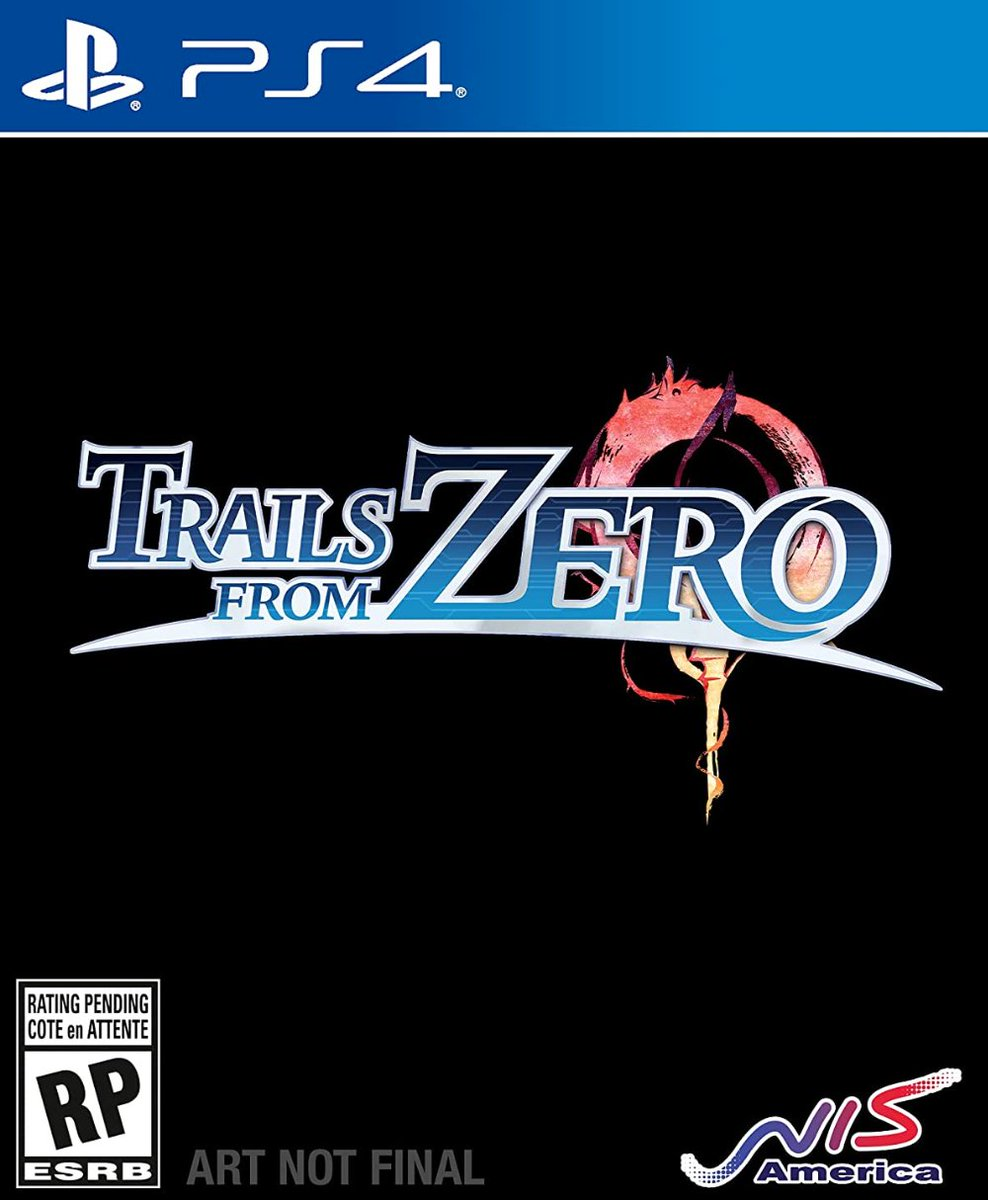 The Legend of Heroes: Trails From Zero PS4 $49.99 *PS5 also plays PS4 games Amazon