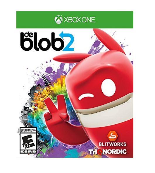 De Blob 2 (X1) $9.61 via Amazon (Prime Eligible).