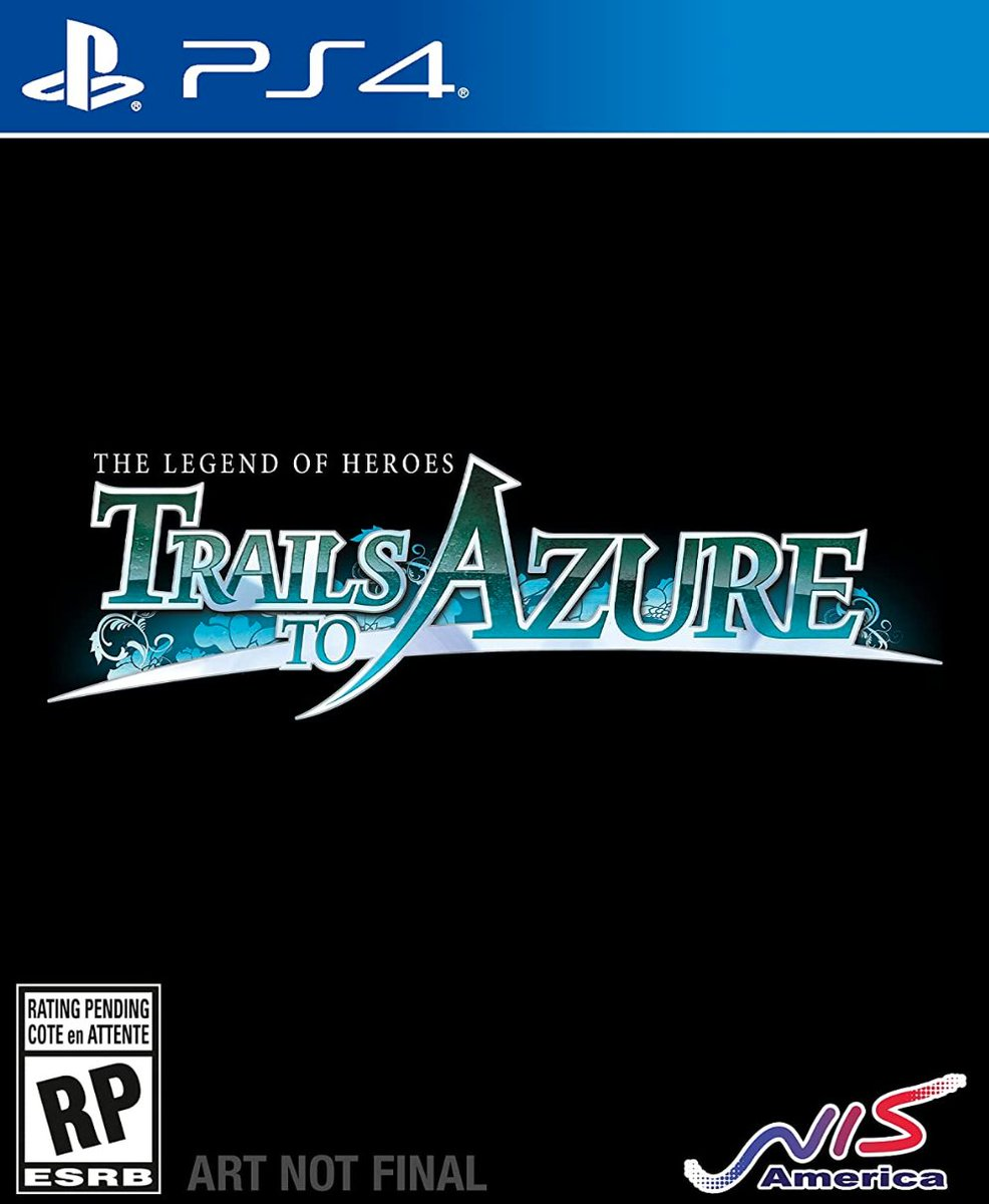 The Legend of Heroes: Trails to Azure PS4 $49.99 *PS5 also plays PS4 games Amazon