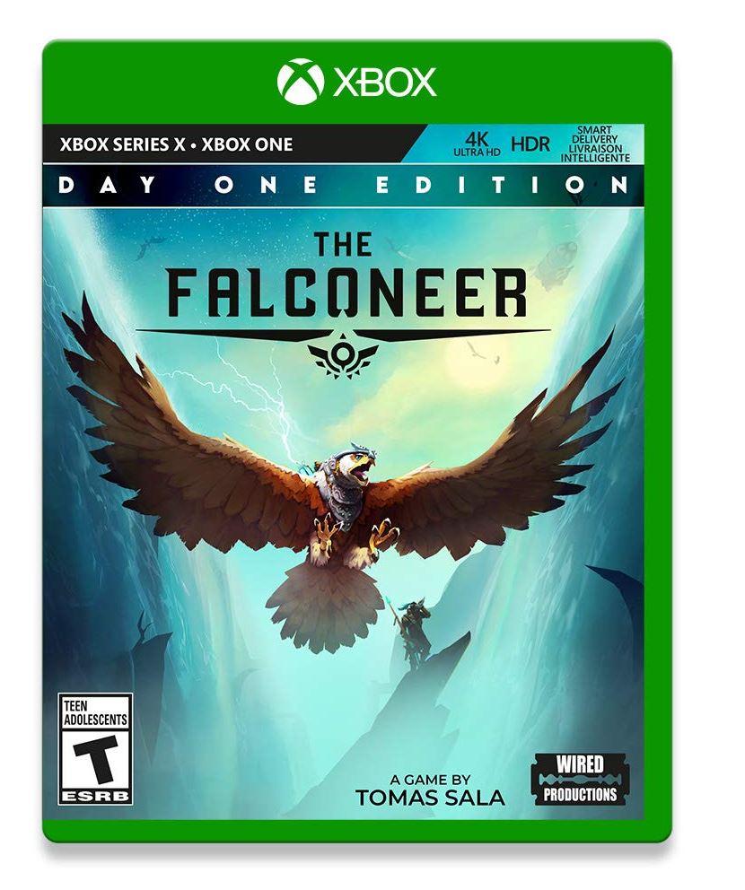 The Falconeer Day One Edition (X/X1) $9.99 via Amazon (Prime Eligible). https://t.co/ls7FIcjSV0   Best Buy. https://t.co/arx18Y5LVf https://t.co/jOlQpw8nfu