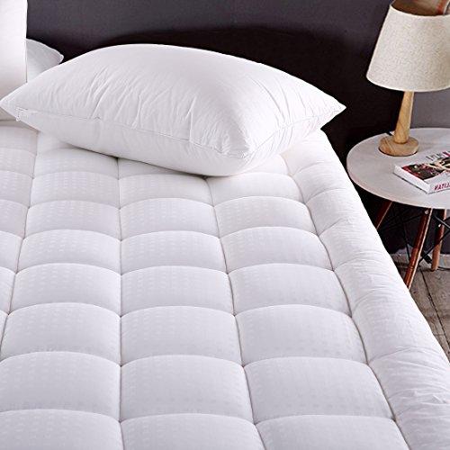 MEROUS Mattress Pad Pillow Top Quilted Mattress Cover