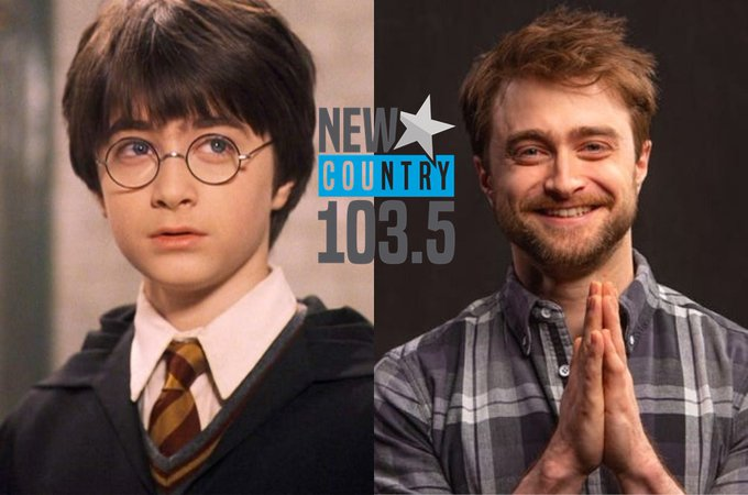 It\s hard to believe that Harry Potter is 32 today. Happy Birthday Daniel Radcliffe!!!