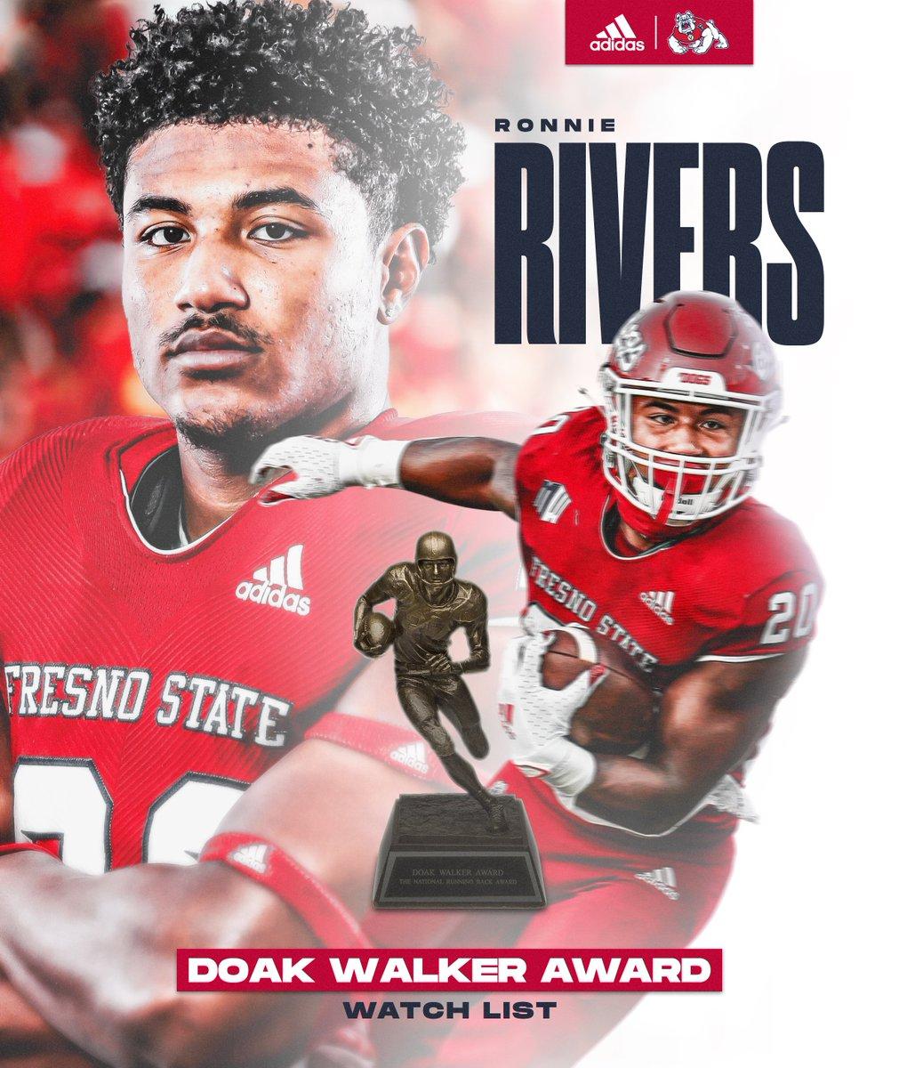 @FresnoStateFB's photo on Doak Walker Award
