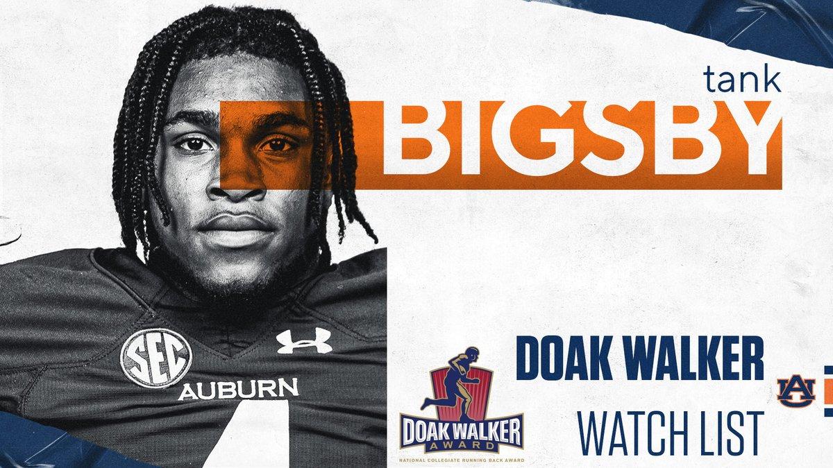 @AuburnFootball's photo on Doak Walker Award