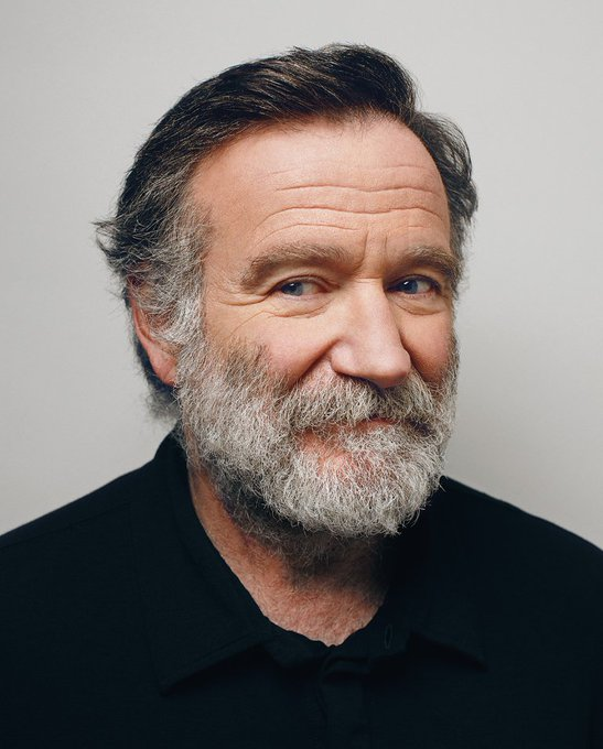 Happy 70th Birthday to the funniest actor with the most sweetest soul, Robin Williams.
