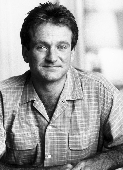 Happy birthday Robin Williams !