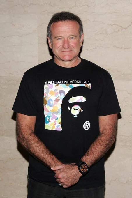 You would have been 70 today Happy birthday, Robin Williams