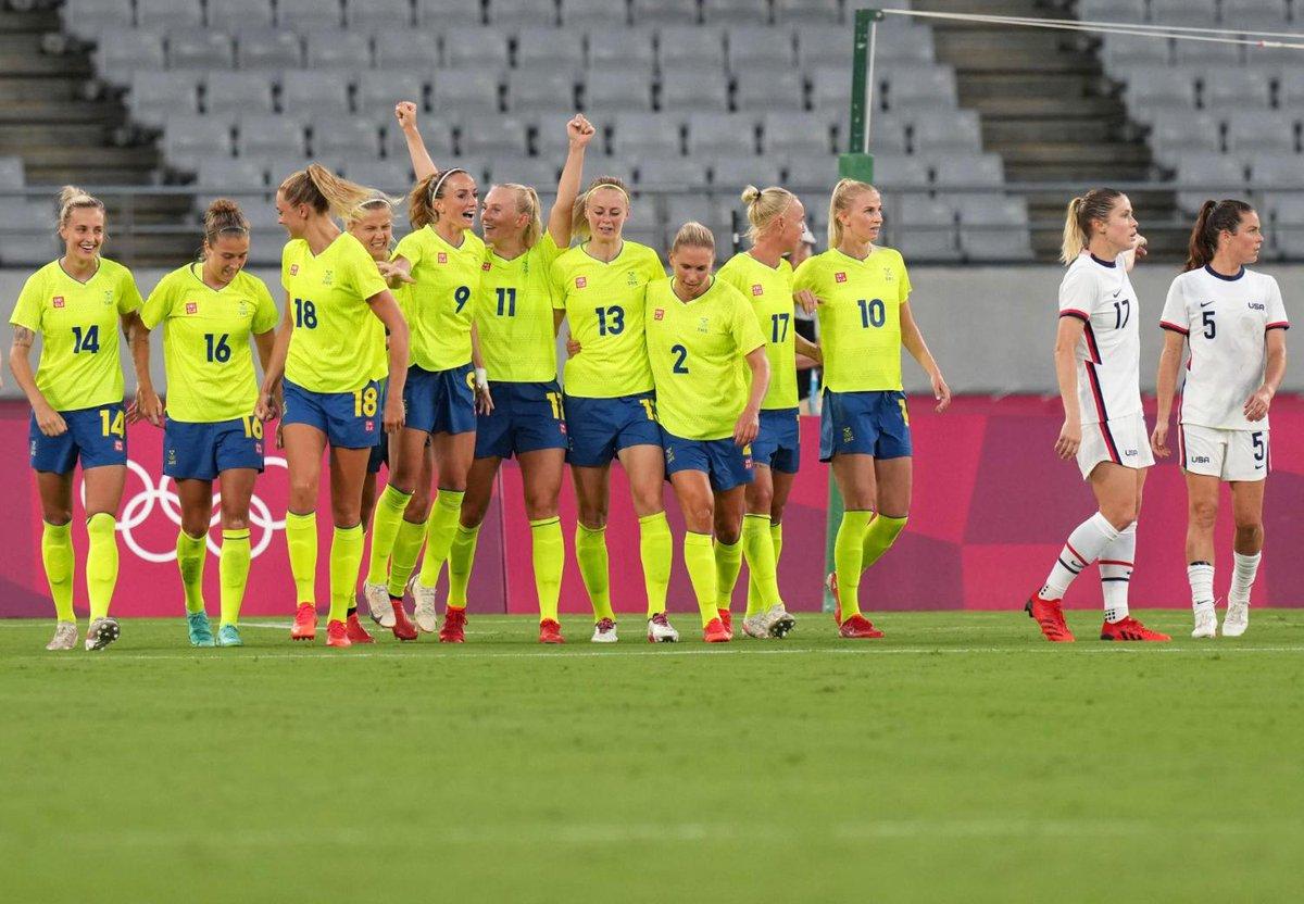 @WomensSport's photo on 3-0 to Sweden