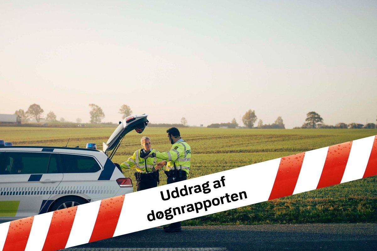 Målrettet færdselskontrol i Holbæk, mand blottede sig i Roskilde og ulovlige parkeringer på Rørvigvej i Odsherred. Læs mere i uddraget af det seneste døgns hændelser og sager. # politidk  https://t.co/PCb4N1j6aY https://t.co/eG4Qz2BwZ9