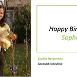 Image for the Tweet beginning: #HappyBirthday to our amazing Account