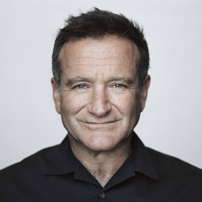 Happy birthday Robin Williams, forever the GOAT.
