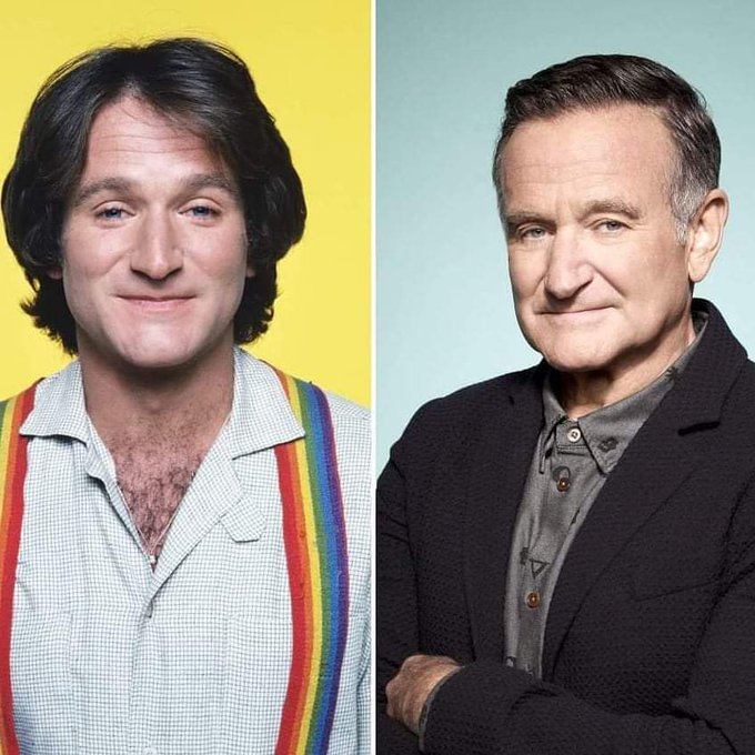 Tribute...Happy Birthday!  Robin Williams   ( July 21 1951 - Aug 11 2014)