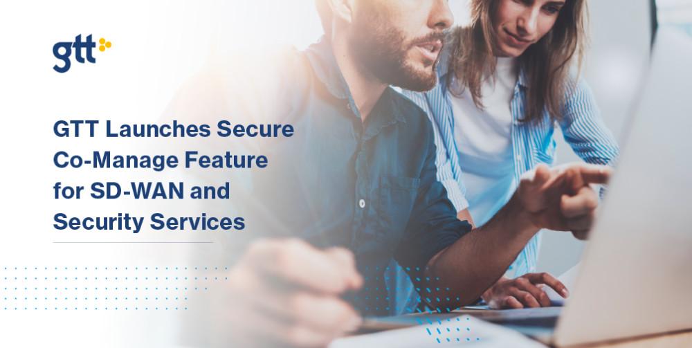 GTT lanserar Secure Co-Manage funktion för SD-WAN och säkerhetstjänster https://t.co/SzoiUktq6P https://t.co/Af5lslIDaX
