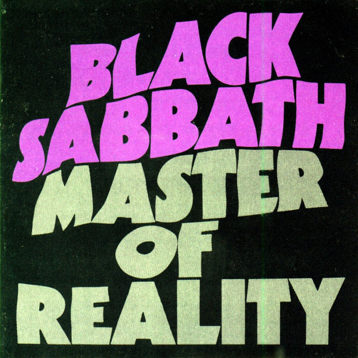 @discogs's photo on Master of Reality
