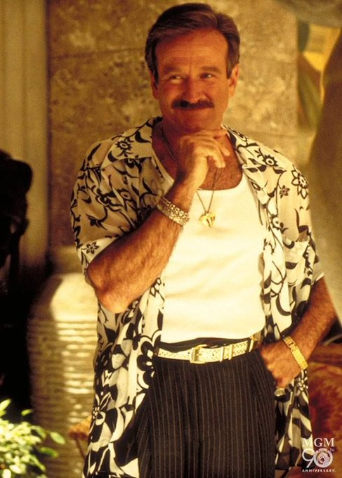 Happy birthday Robin Williams. Birdcage is one of my all time favourite films