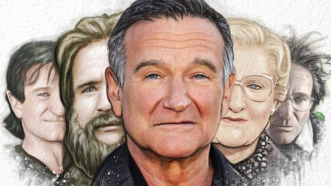 Happy Birthday Robin Williams.