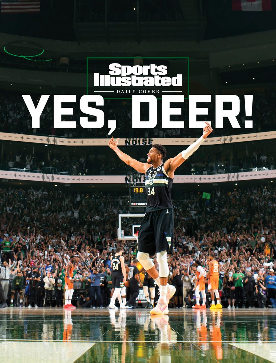 @SInow's photo on Milwaukee Bucks