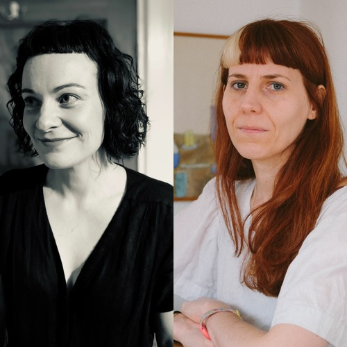 """test Twitter Media - """"Language does the work if you let it""""  @Gail_McConnell_ speaking to #ThePoetryReview editor @no1_emily in the latest Poetry Society podcast on loss, parenthood & resource of language in upcoming debut collection The Sun is Open @PennedintheM. https://t.co/TIAYgcLRqk https://t.co/UI75odY8LG"""
