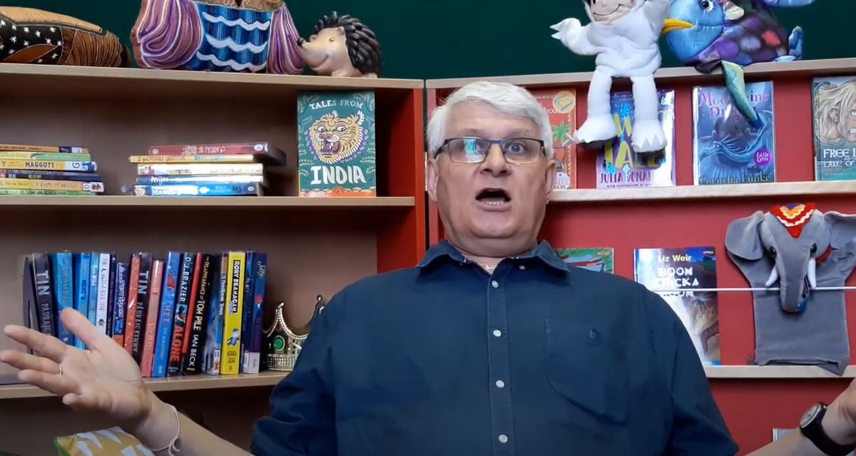 RT @leicesterlibrar: Here's the legendary Paul Gobey back for a special guest appearance, telling our 'polar bear week' #WildWorldHeroes story. So sit back, chill out and enjoy 'The Polar Bear Son' https://t.co/vWexRoX8fs #SummerReadingChallenge @readingagency