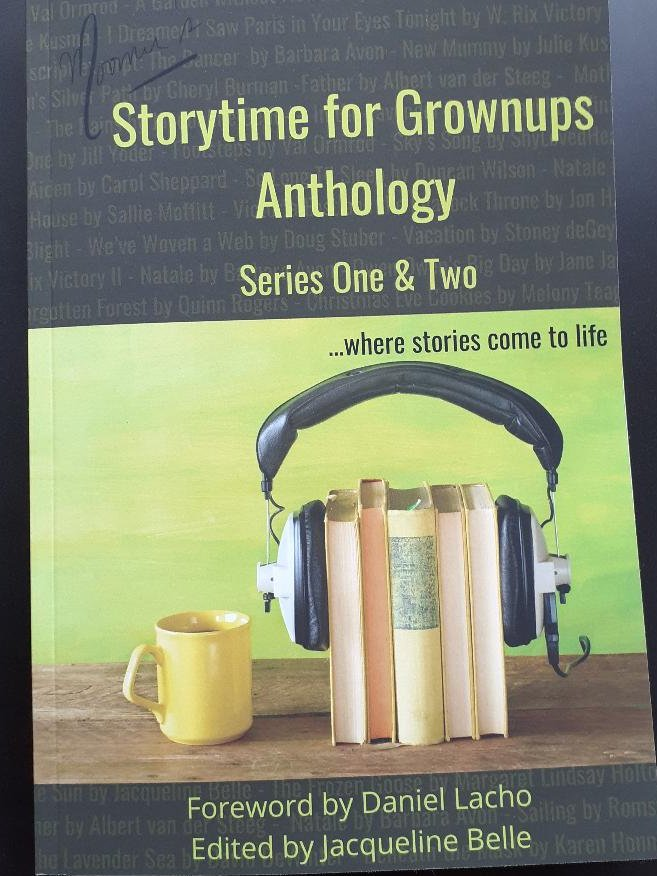 Do you have your copy?  #StorytimeForGrownups Anthology Series 1 & 2 📚  https://t.co/UiCWF669Gn https://t.co/4VvsCsCsif