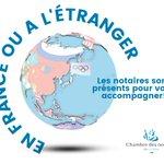Image for the Tweet beginning: Vous vivez à l'étranger et