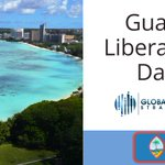 Image for the Tweet beginning: Guam Liberation Day is a