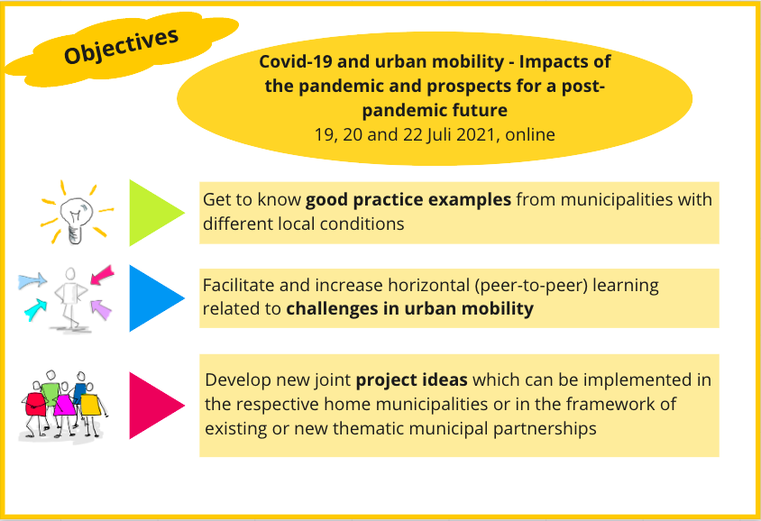 Image for the Tweet beginning: 👥This week in Connective Cities