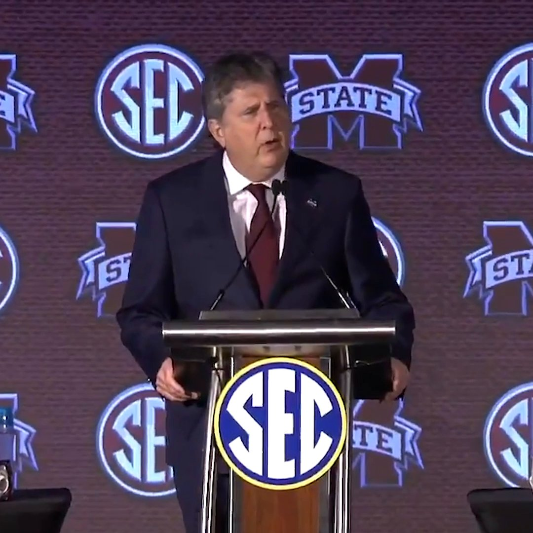 @SECNetwork's photo on Mike Leach